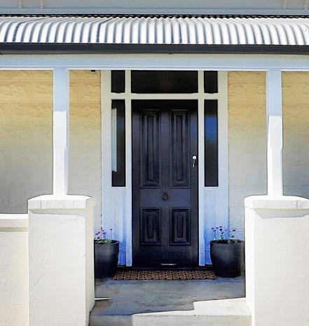 2 gill st rosewater Front Door